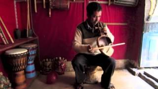 Nepali Folk Music: The Sarangi