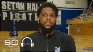 Myles Powell is confident Seton Hall will win the NCAA tournament | SC with SVP