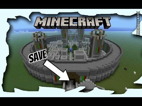 Die Sicherste Base in Minecraft? [Minecraft Let's show]