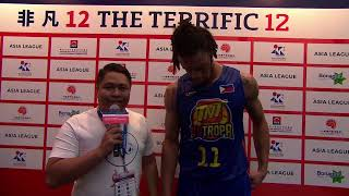 Niigata Albirex Basketball vs TNT KaTropa - LIVE | Group Stage (3rd day) | THE TERRIFIC 12 2019