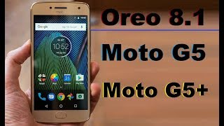 How to Update Android Oreo 8.1 in Moto G5 and Moto G5 Plus (AOSP PixelExperience potter)