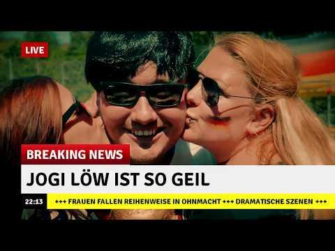 Janosch Paradise - Jogi Löw WM Song 2018 (Ich find Jogi Löw so geil)