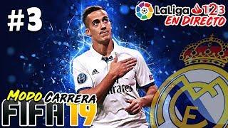Download Video UN REAL MADRID QUE ILUSIONA | Real Madrid #3 | FIFA 19 Modo Carrera Manager REAL MP3 3GP MP4
