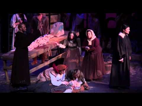'The Man of La Mancha' Finale at the Krannert Center for the Performing Arts