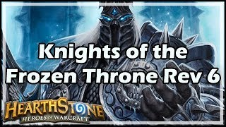 [Hearthstone] Knights of the Frozen Throne Review 6