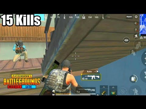 PUBG MOBILE LITE HINDI GAMEPLAY || FUNNY 😂👌 from YouTube · Duration:  12 minutes 17 seconds