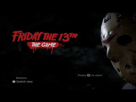 FRIDAY THE 13th THE GAME IN GAME CHAT NOT WORKING FIX !! (xbox one)