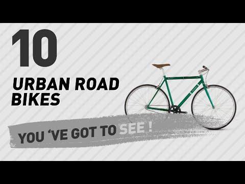 Urban Road Bikes // New & Popular 2017
