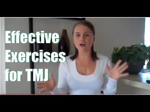 TMJ Pain (Jaw Pain). Try this for INSTANT relief!