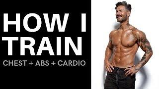 Men S Fitness Cover Models