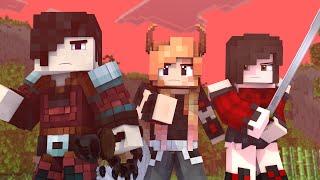 """Netherbane"" - Rainimator Nightmares & Poison FULL Movie | Minecraft Music Videos ♪"