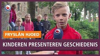 REPO: Kinderen presenteren geschiedenis