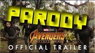 Avengers Infinity War Parody