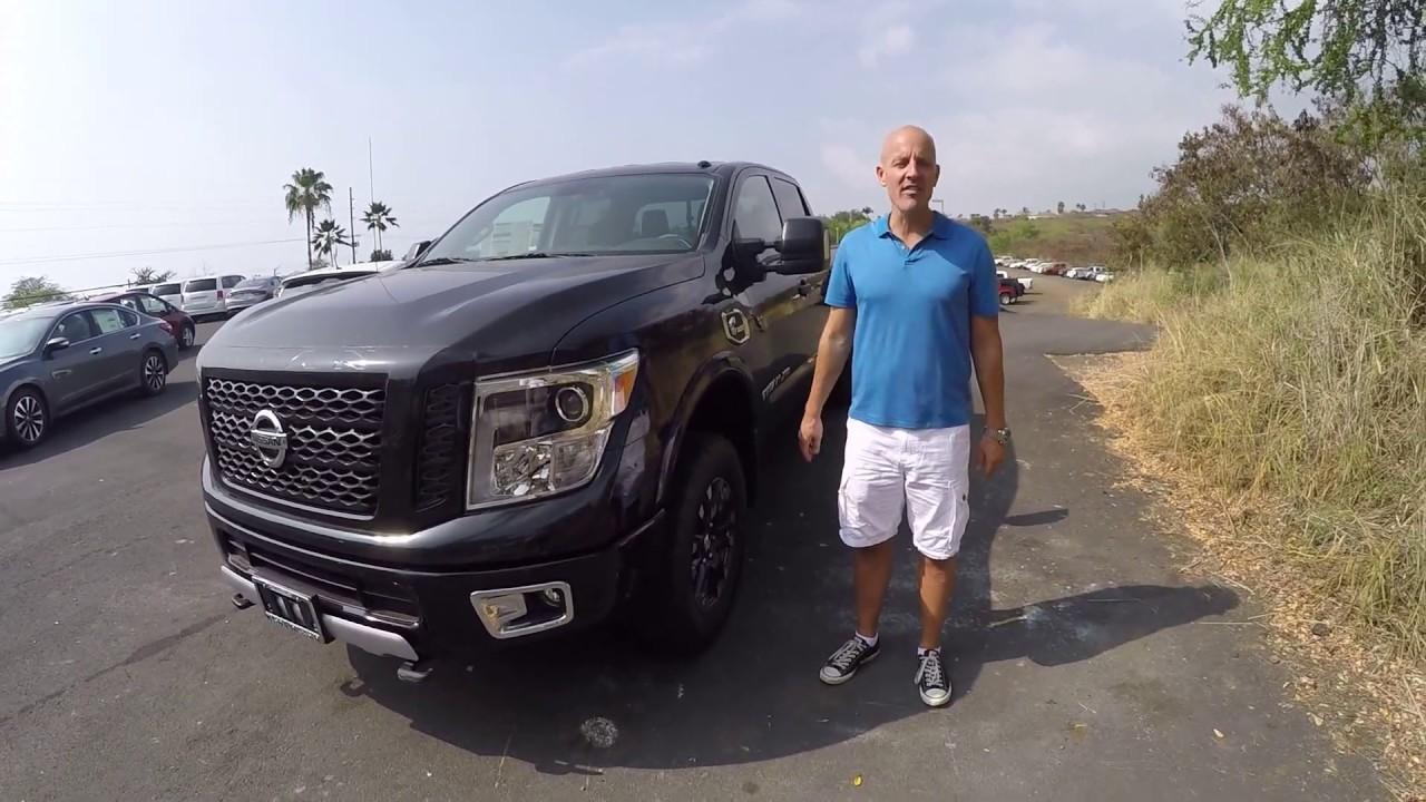 2017 Nissan Titan XD Diesel Review - for SERIOUS truck junkies