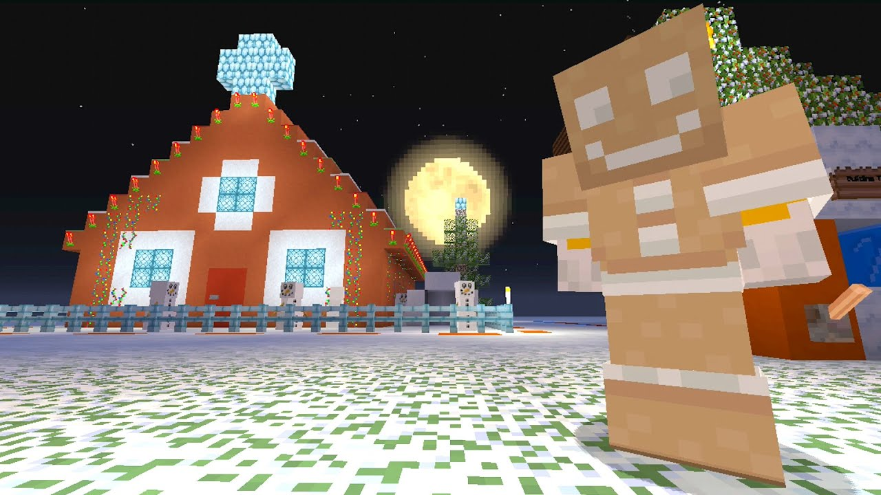 Minecraft Xbox - Building Time - Christmas Special {14} - YouTube
