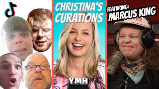 Christina's Curations with Marcus King - YMH Clip