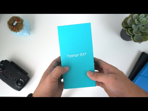 UNBOXING Honor 8X Indonesia🔥[4K]