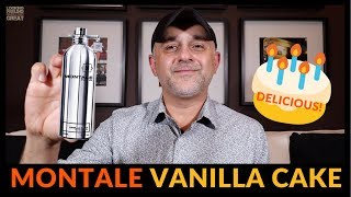 Montale Vanilla Cake Fragrance Review + Full Bottle USA Giveaway