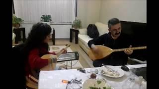 Ali Özkara&Zeynep Günizi Özkara-Bahçalarda mor meni