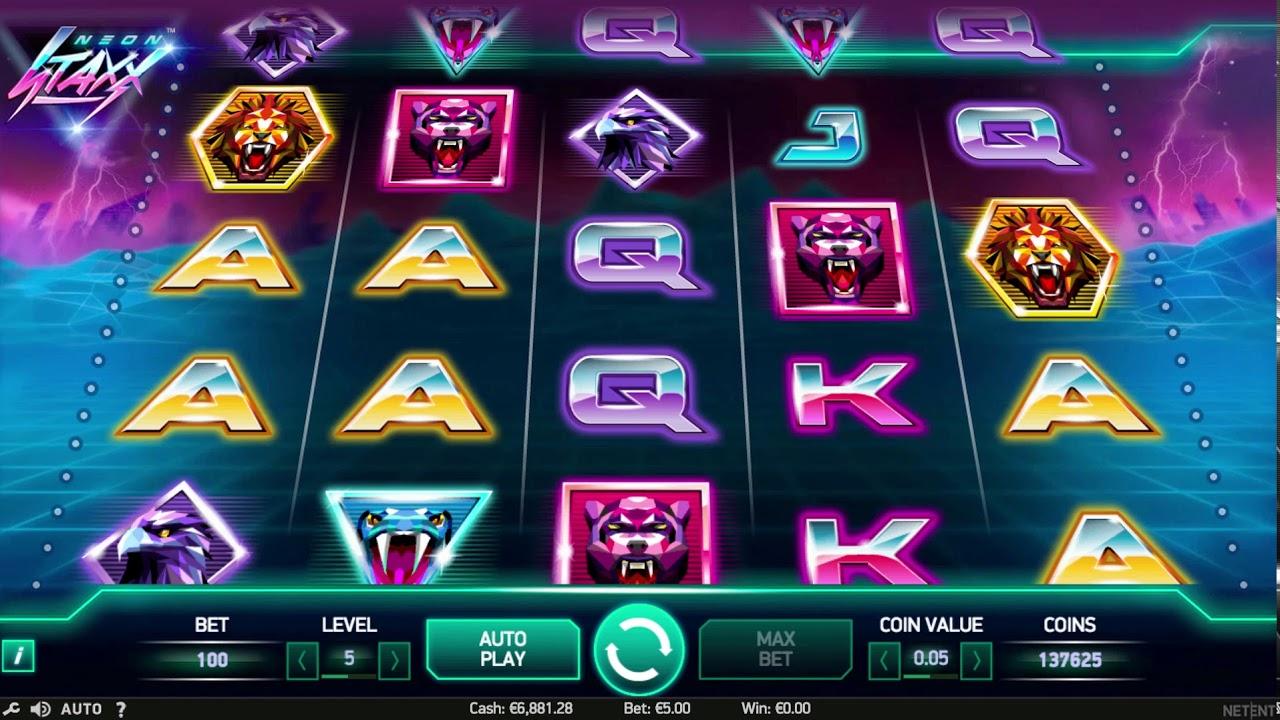 Netent Slots Games