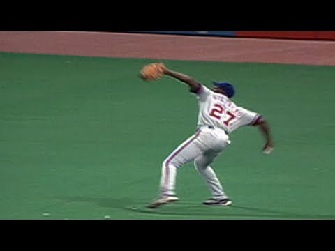 MLB Greatest Outfield Throws of All time