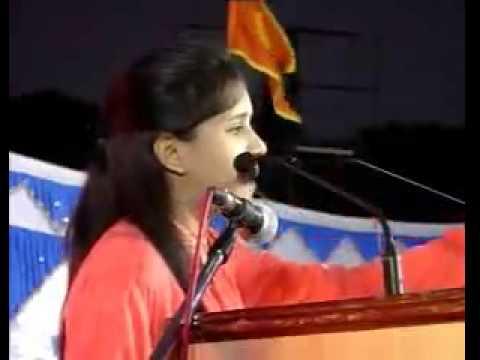 Kattar Hindu speech