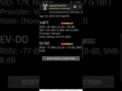 Signal Issues Verizon Samsung Note 10 Plus