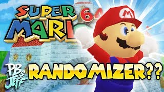 Super Mario 64 RANDOMIZER! | FREE STARS? (Part 1)