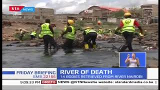 Fourteen bodies retrieved from Nairobi River by cleaners