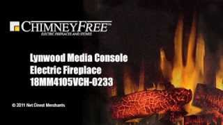 Lynwood Electric Fireplace Entertainment Center