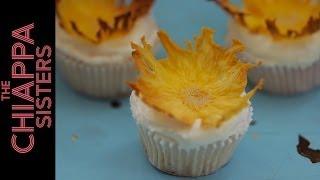 Simple Italian Summer Cupcake Recipe