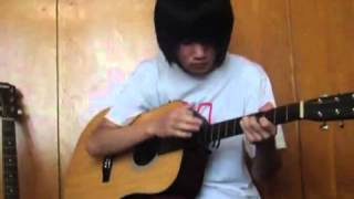 """Hoa vô sắc"" - Guitar kinh điển Paddy Sun"