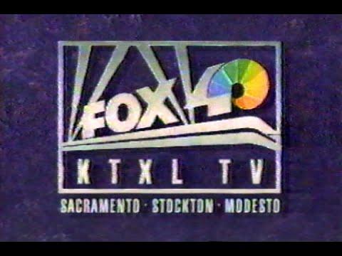 1990s, SACRAMENTO, CHANNEL 40, 10 O'Clock News