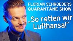 Die Quarantäne Show vom 25.04.2020 - Die Soloshow: So retten wir Lufthansa!
