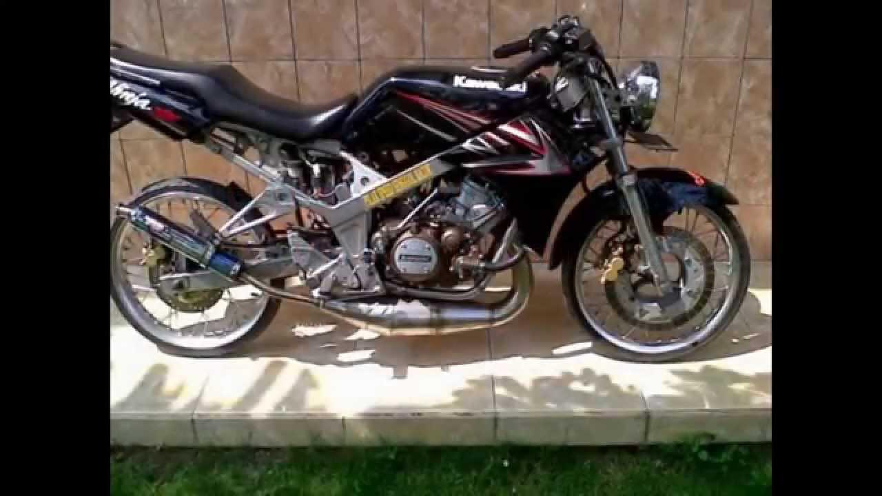 99 Gambar Motor Ninja 150 Rr Modifikasi Terbaru  Gubuk