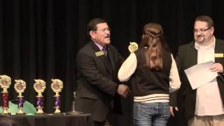 2012 San Benito County Science Fair