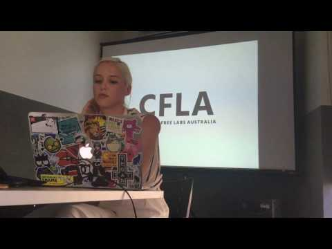 Alexandra Sedgwick (Vegan Ninja)-vivisection-protest-activism tips-Animal Activists Forum