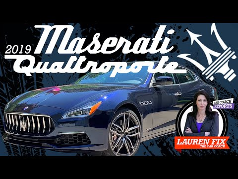 2019 Maserati Quattroporte Review - Heads Are Turning!