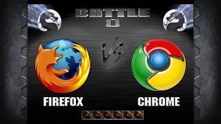 Chrome Vs Firefox parte 1 - F5 episodio 30