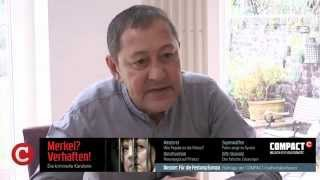 """Akif Pirinçci: """"Das ist purer Faschismus"""""""