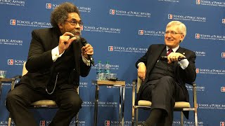Cornel West and Robert George Talk About the Purpose of a Liberal Education