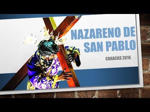 NAZARENO DE SAN PABLO 2016