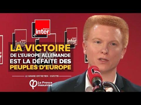 La victoire de l'Europe allemande est la défaite des peuples d'Europe | Adrien Quatennens