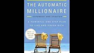 David Bach The Automatic Millionaire | Audiobook