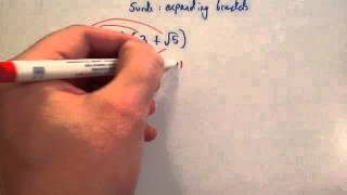 subtracting indices