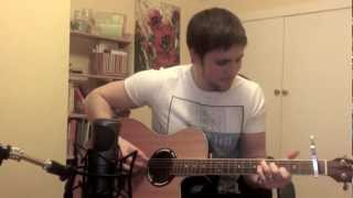 Rihanna - Stay - Acoustic Cover by Steve