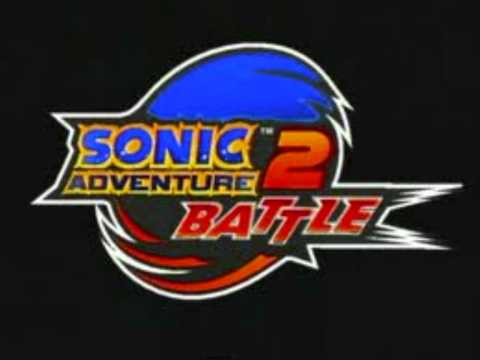 Sonic Adventure 2 Battle Music - Option Menu