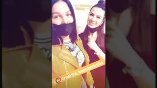 Саша Шева в сторис 20 09 2018