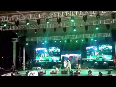 Prestation de Bamba Amy Sarah au Concert du groupe Révolution
