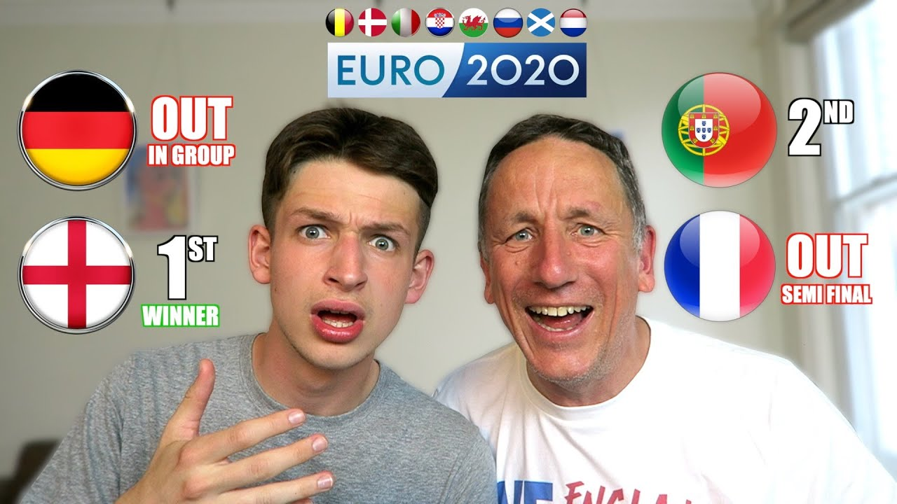 OUR EURO 2020 PREDICTIONS